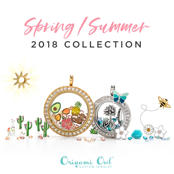 Origami Owl Custom Jewelry® for Spring